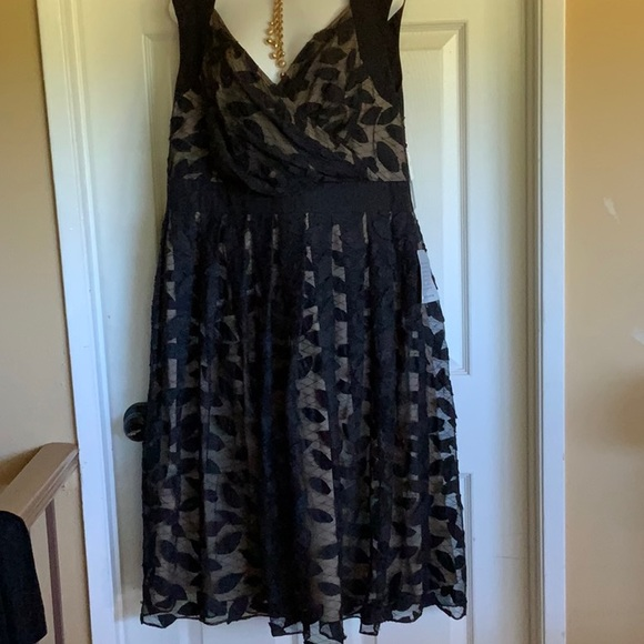 NWT..ADRIANNA PAPELL/NORDSTROM plus size dress NWT